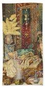 The Harem Beach Towel