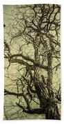 The Haunted Tree Beach Towel