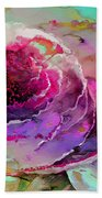 The Heart Of Nature Beach Towel