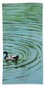 The Herd Series - Duck Meet Beach Sheet