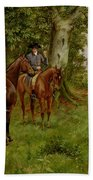 The Highwaymen Beach Towel