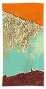 The Himalayas Beach Towel