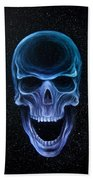 The Howling Void Beach Towel