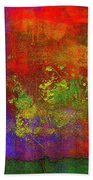 The Human Spirit Beach Towel by Angela L Walker