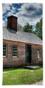 The John Wells House In Wells Maine Beach Sheet