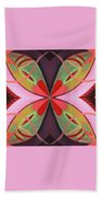 The Joy Of Design 42 Arrangement 1 Beach Towel