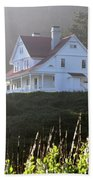 The Keepers House 2 Beach Towel