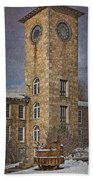 The Kirby Mill 1882 Beach Towel