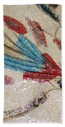 The Kiss - Tile 4 Beach Towel