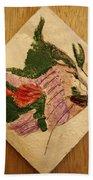 The Kiss 8 - Tile Beach Towel