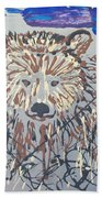 The Kodiak Beach Towel by J R Seymour