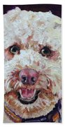 The Labradoodle Beach Towel