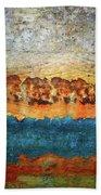 The Layers Beach Towel