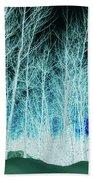 The Magic Forest Beach Towel