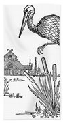 The Marsh Kings Daughter Beach Towel