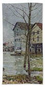 The Mills At Moret Sur Loing Beach Towel