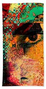 The Mind's Eye Beach Towel
