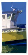 The Miss Pass A Grille Beach Towel