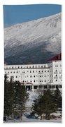 The Mount Washington Hotel Beach Towel