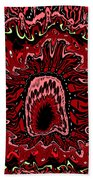 The Mouth Of Hell Beach Towel