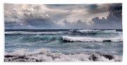 The Music Of Light Beach Towel