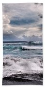 The Music Of Light Beach Towel