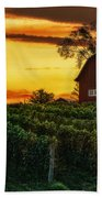 The North Country Beach Towel