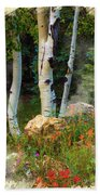 The North Rim Forest Beach Towel