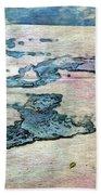 The Nowhere Man By Mary Bassett Beach Towel