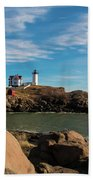 The Nubble 2 Beach Towel