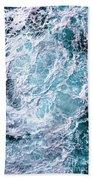 The Oceans Atmosphere Beach Towel