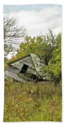 The Old Homestead And Orchard Beach Towel