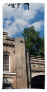 The Old Slave Market Museum In Charleston Beach Towel