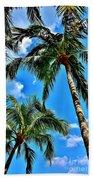 The Palms Beach Towel