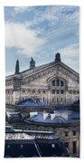 The Paris Opera 3 Art Beach Towel