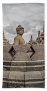The Path Of The Buddha #1 Beach Towel