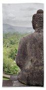 The Path Of The Buddha #9 Beach Sheet