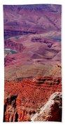 The Path Of The Colorado River Beach Sheet