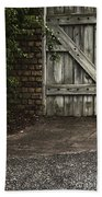 The Path To The Doorway Beach Towel