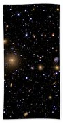 The Perseus Galaxy Cluster Beach Towel