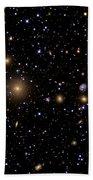 The Perseus Galaxy Cluster Beach Sheet