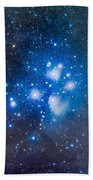 The Pleiades, Also Known As The Seven Beach Towel