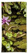The Pond Beach Towel