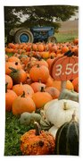 The Pumpkin Farm One Beach Towel