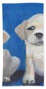 The Pups 2 Beach Towel