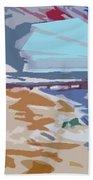 The Quay-seaside Beach Towel