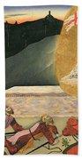 The Resurrection Beach Towel