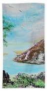 The Rowan Tree Beach Towel