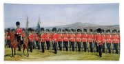 The Royal Fusiliers Beach Towel