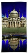 The Royal Pavilion At Sunrise Beach Towel